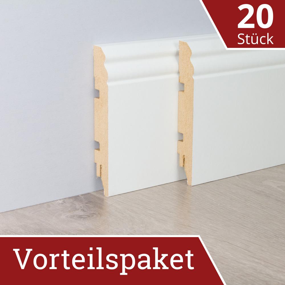 Hamburger Profil Leisten | Weiße Leisten | Leisten | Www.Holz