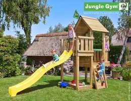 Jungle Gym Spielturm Cubby   Holz Heider