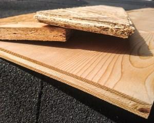 Diverse Holzplatten