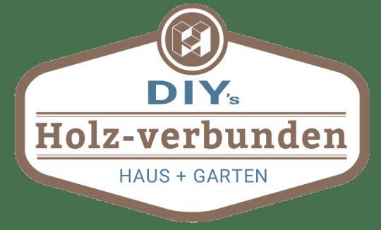Holz-verbunden-DIY's Haus + Garten