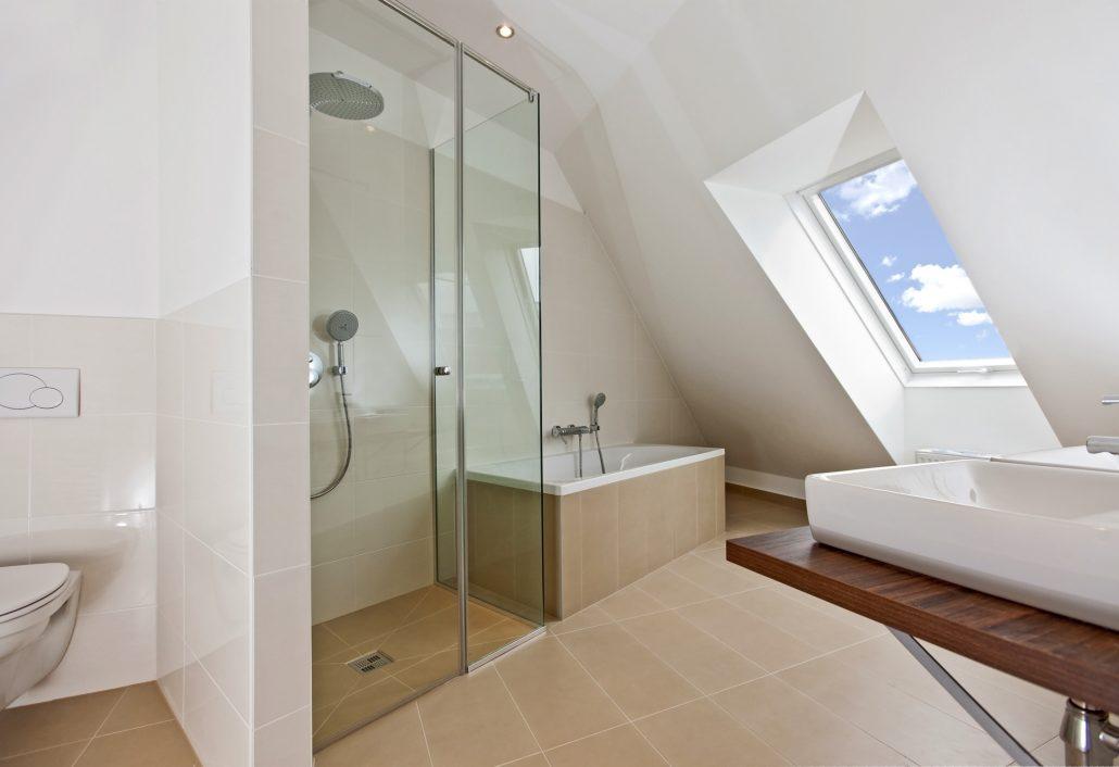 Badezimmer Ausbau