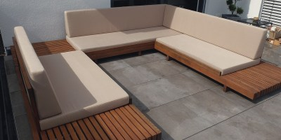 Loungemobel Fur Die Terrasse   Test