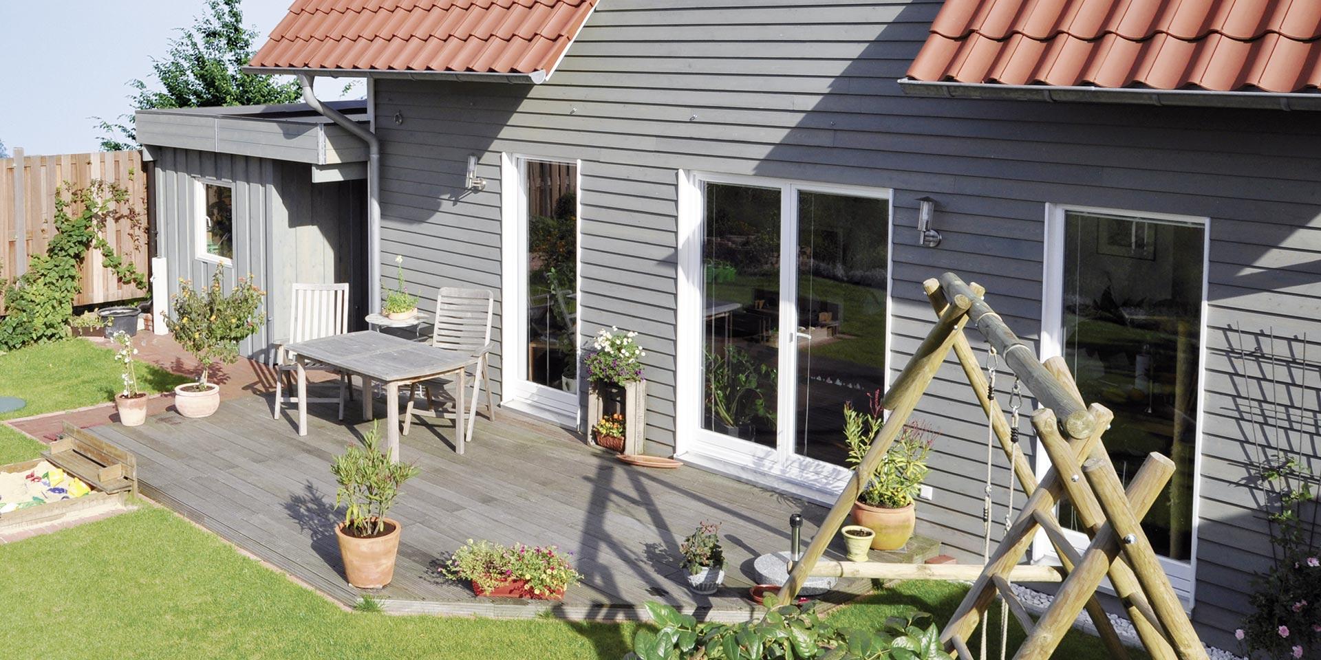 Die Schönste Fassade Für Ihr Haus Von HolzLand Köster.