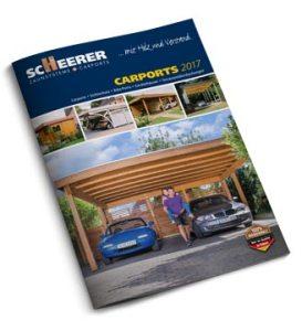 Weiter zum Scheerer Carports Katalog