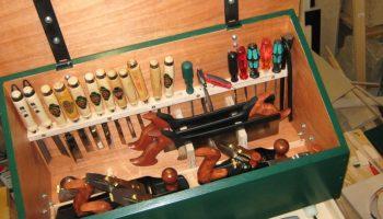 Gut gemocht Japanische Werkzeugkiste aus Massivholz - Holz und Leim MX82