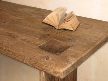 Sichtbare Holzverbindung