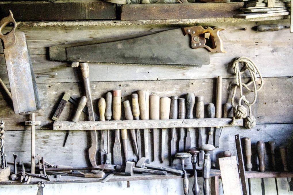 Nützliches in der Werkstatt