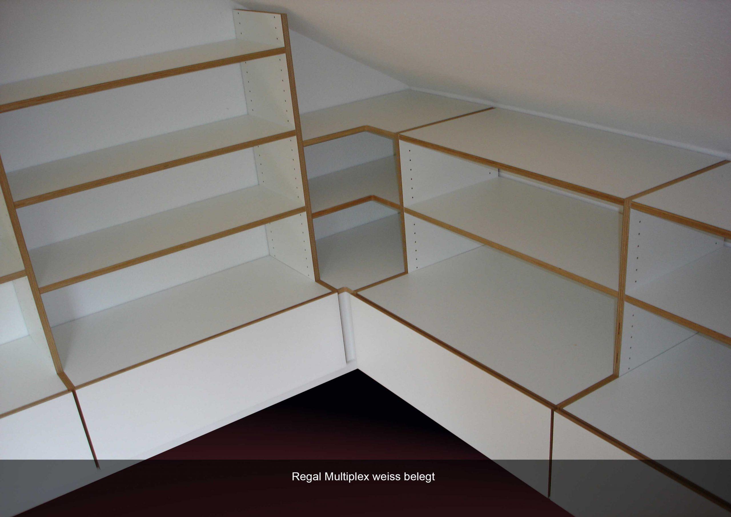 Regal Birke Multiplex weiss