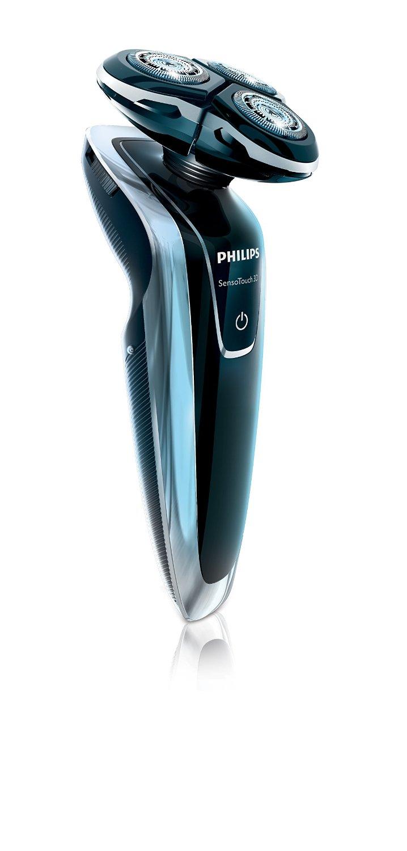 Philips RQ128017 Senso Touch 3D Nass  Trockenrasierer in schwarz online gnstig bestellen