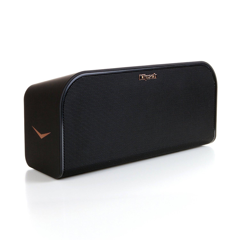 Klipsch KMC 3 Mediacenter Bluetooth Lautsprecher in schwarz online gnstig bestellen