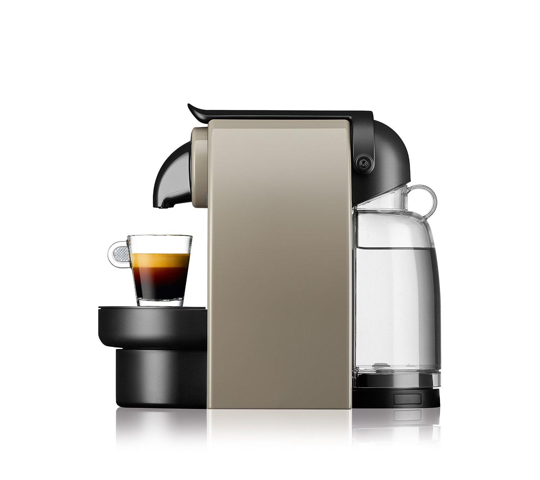 Krups XN 214010 Nespresso Essenza Kaffeemaschine in taupe online gnstig bestellen