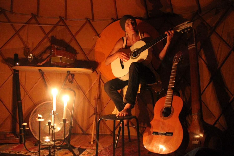 concert femmes troubadours et voix chamanes, Hombeline