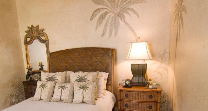 Tropical print en tu casa