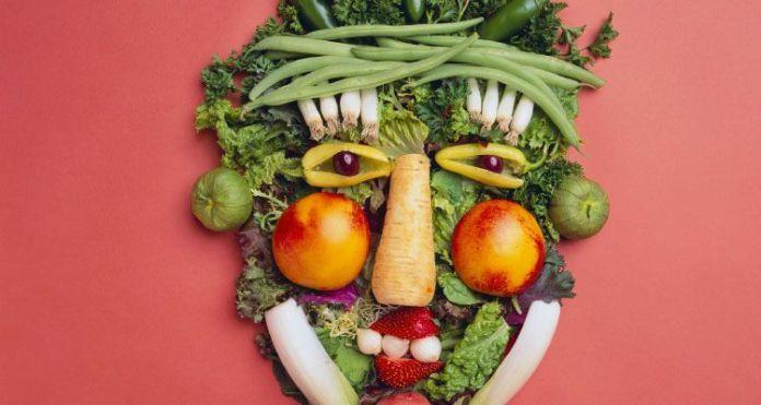 Vegetariano y en forma