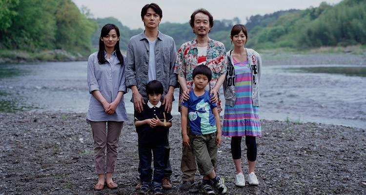 Cine: 'De tal padre tal hijo'