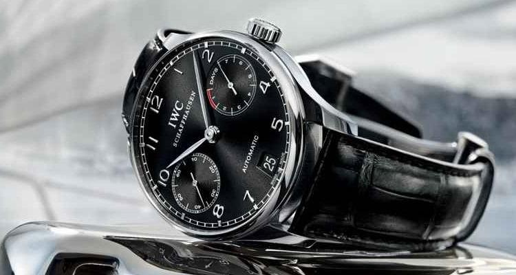 Relojes: El IWC Portuguese