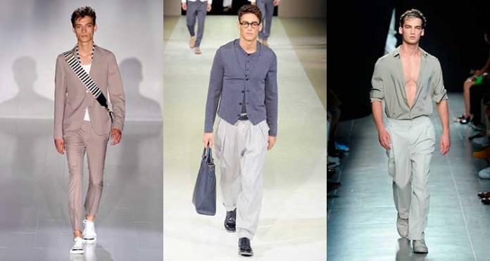 Las tendencias de Milán y París
