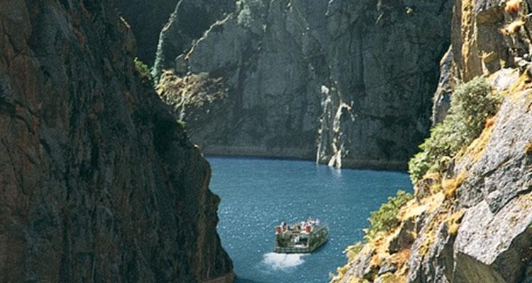 Crucero ecológico por el Duero