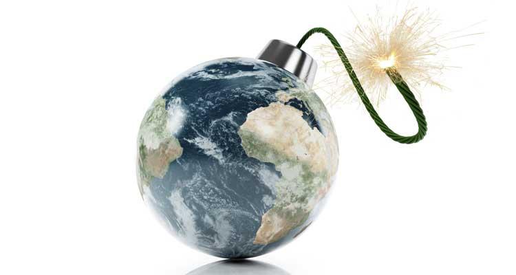 ¿Nos estamos cargando el planeta?
