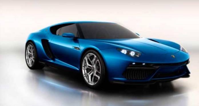 Asterion, el híbrido de Lamborghini