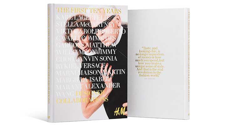 10 años de diseñadores para H&M