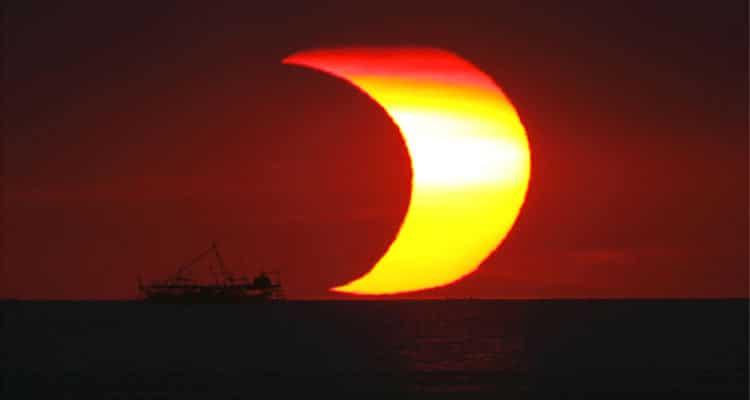 Eclipses: Juego de astros