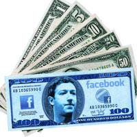 Facebook permitirá enviar dinero online