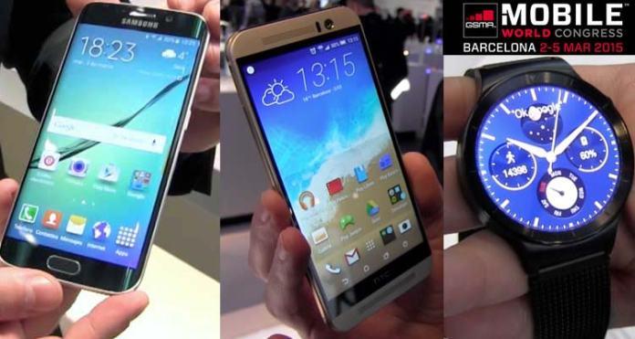 Lo mejor del Mobile World Congress 2015