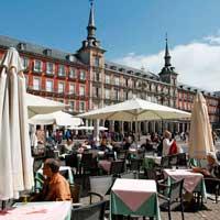 Así son los turistas de Madrid