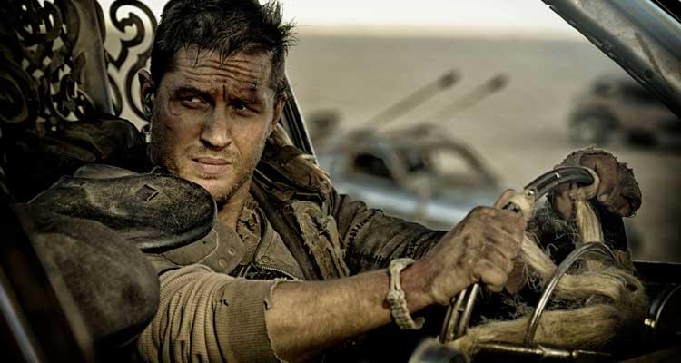 Cine: 'Mad Max: Furia en la carretera'