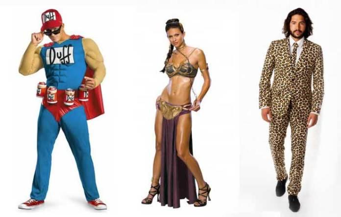 Top disfraces para Halloween