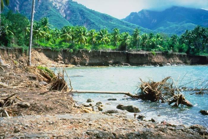 La otra cara de los tsunamis