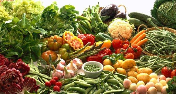 Top 5 verduras con alto contenido proteico