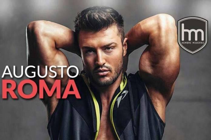 [MAYO 2016] Modelo del mes: Augusto Roma