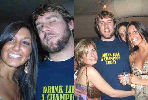 Resultado de imagen de Ben Roethlisberger drunk