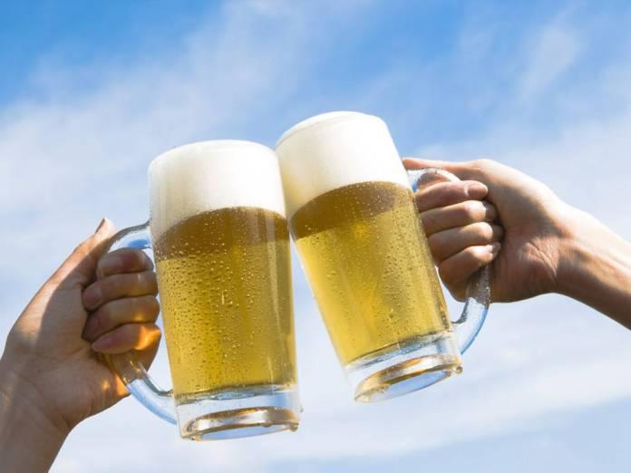 cuidar aspecto con cerveza