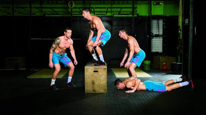 Pliometría: 3 ejercicios para quemar más calorías