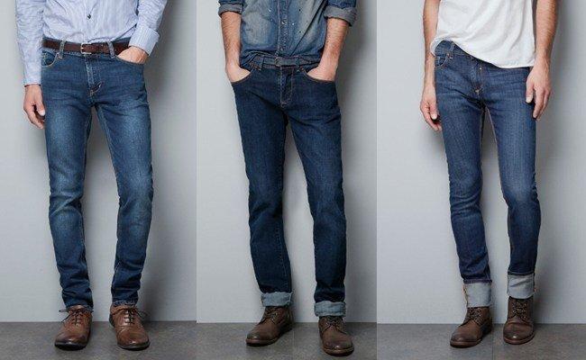 Pantalones vaqueros de Hombre: novedades primaverales