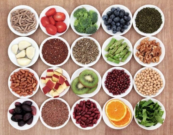¿Cuál es la diferencia entre frutas y verduras?