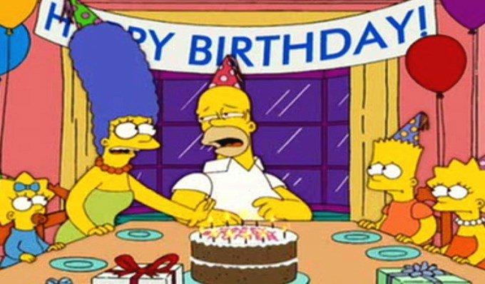 Además de Los Simpson, otros 10 treintañeros de este 2017 que no te esperabas
