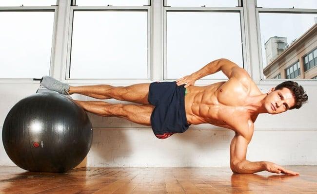 Con estos seis ejercicios, nunca tendrá que volver a hacer abdominales
