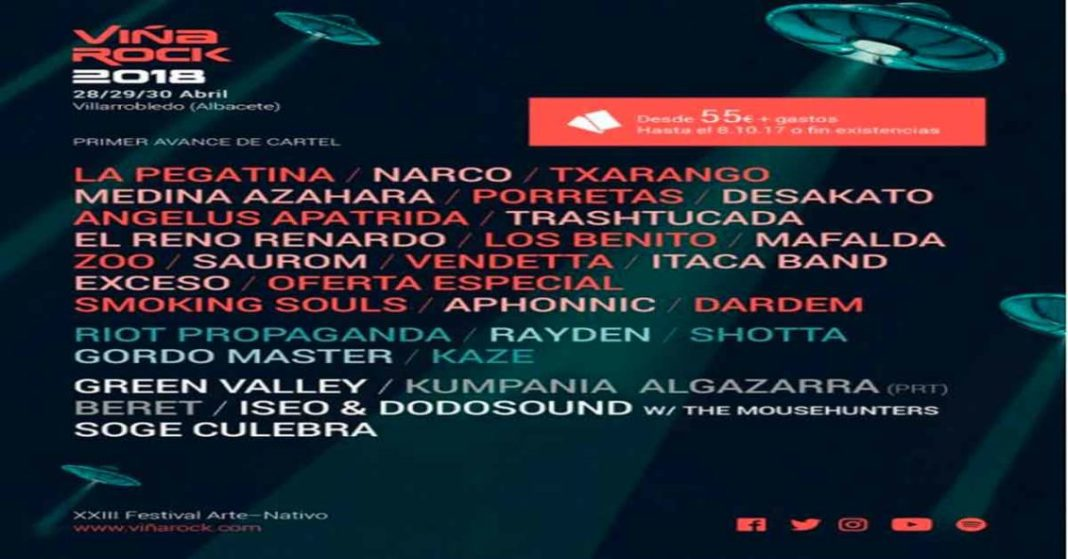 festivales de música programa