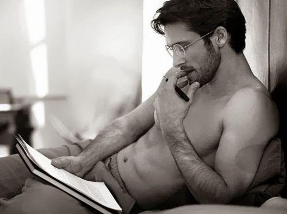 La literatura erótica también es para los hombres