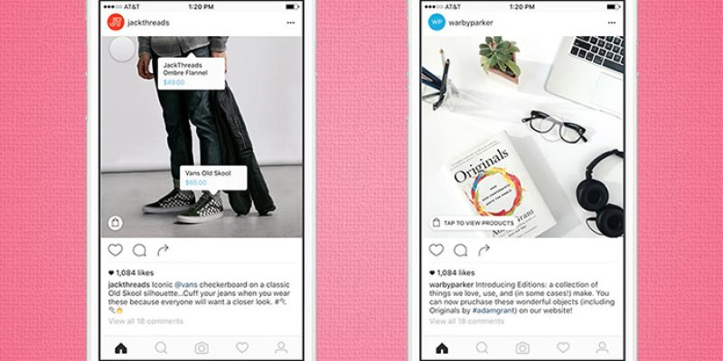 ¿Cómo usar Instagram Shopping?