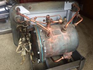 Faema E61 wiring problems