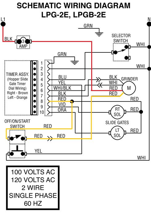 44+ Bench Grinder Switch Wiring Diagram