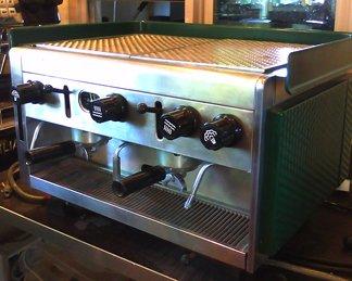 Rancilio Z8 in for a bit of work  Espresso Machines