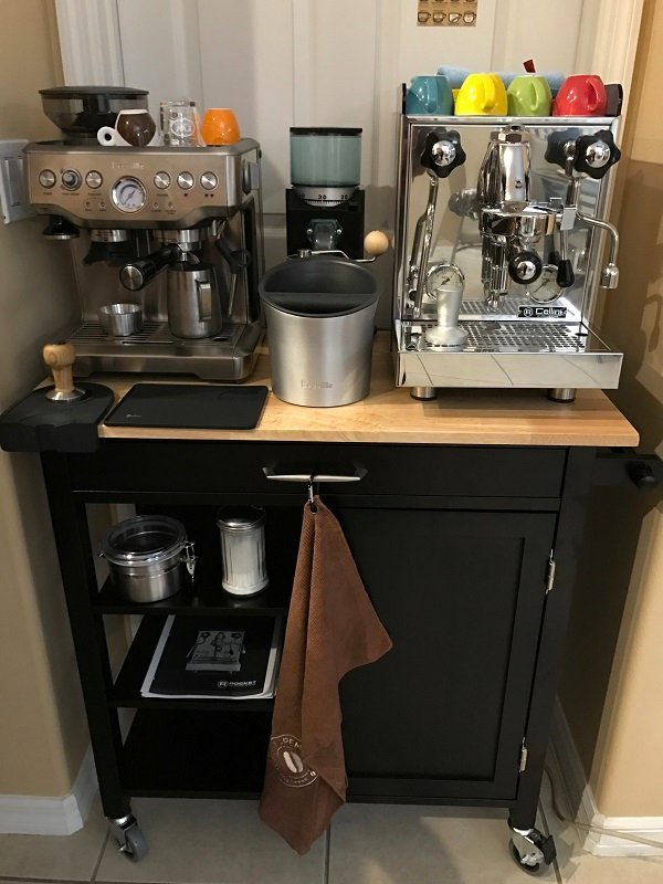 Post a pic of your home espresso setup  Page 442