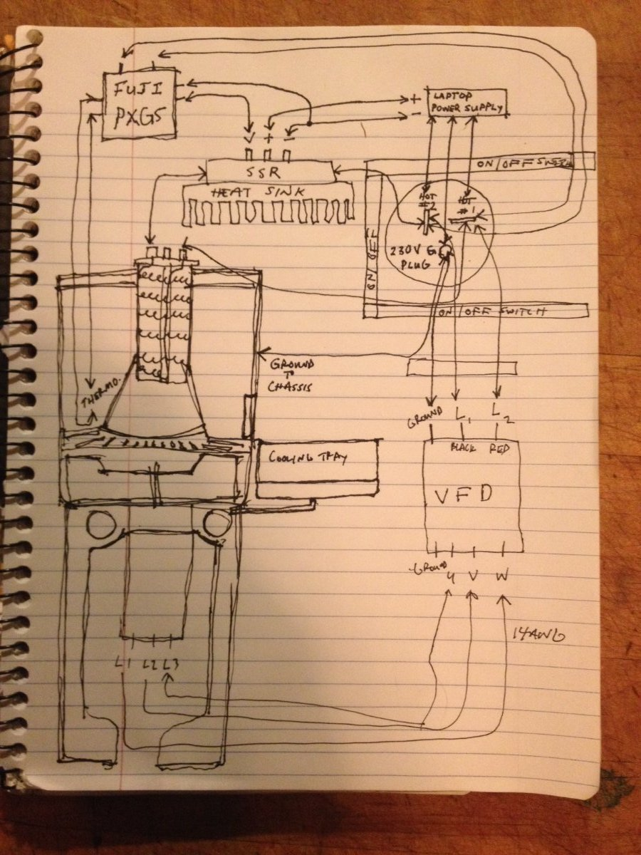 Diagram In Addition Vfd Control Wiring Diagram Besides Huanyang Wiring