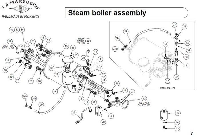 Steam Boiler: Steam Boiler Parts